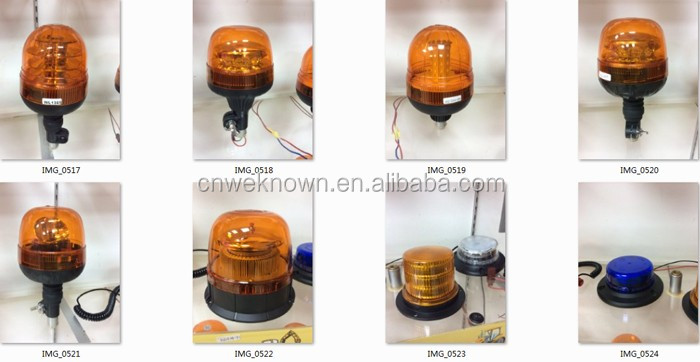 EMARK Warning beacons ,high quality warning light, Revolving light with R65