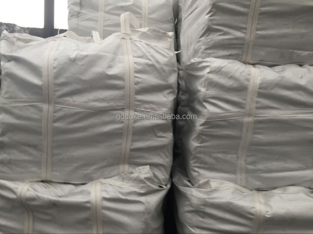 Low Ash 0.5%max CPC / Calcined Petroleum Coke , for foundry industry