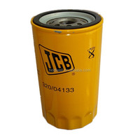 J C B excavator parts Filter engine oil 320/04133 320/04133A