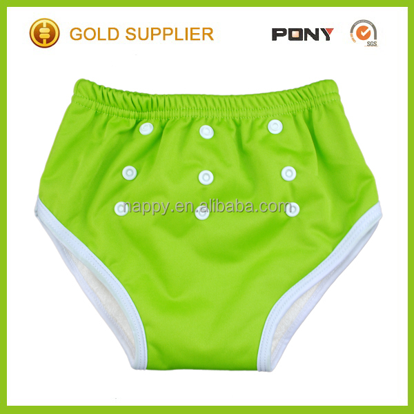 Waterproof Potty Training Pants, Cotton Baby Training Pants, Bamboo Training Diapers