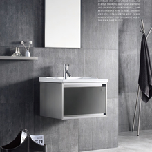 12' 24' 36' Wall mounted 600mm Stainless Steel Bathroom Cabinets
