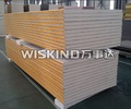 ripenning rooms panels insulated fireproof Rockwool Sandwich Panels for Roof&Wall