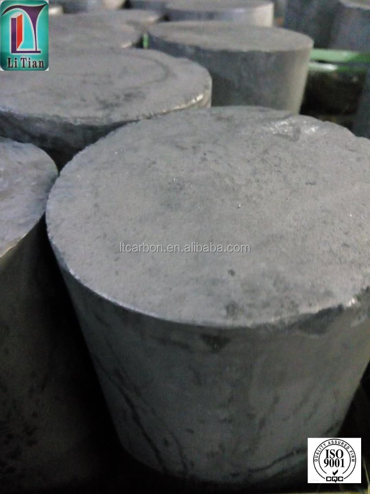 china supplier high pure impregnated graphite rods