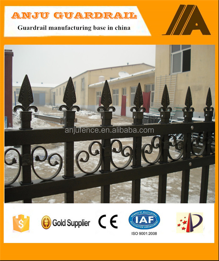 DK-020 good faith supplier with models of iron gates and fence