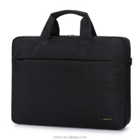 "Black Neoprene Laptop Sleeve Case Handle Bag Carry Pouch for 13"" 14"" 15"""