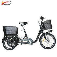 Lithium-ion battery electric trike (JSE501)