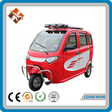 electric tricycle assembled three wheeler motorcycle for passenger