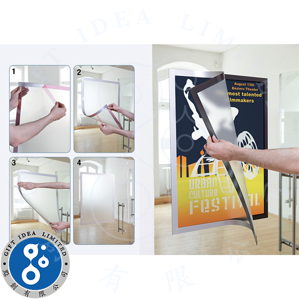 A0 A1 A2 A3 A4 A5 Sign Holder - The Latest Innovation in Poster Display is here !