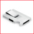 Tuopuke Adjustable Card Holder Wallet with Money Clip Stainless Steel Minimalist Organizer Front Pocket Wallet