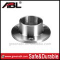 Stainless Steel 304 handrail exhaust pipe flange