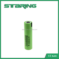 hot selling 18650 battery cgr18650cg rechargeable li ion battery 18650 3.7v 2200mah 2250mah for 18650 3.7v battery