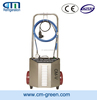 Trolley High Efficiency tube cleaner for air conditioning refrigeration & heat exchange equipment CM-V