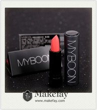 Makefay 2015 new fashion high quality makeup unique lipstick on Europe