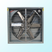 Industrial metal frame air ventilator exhaust fan