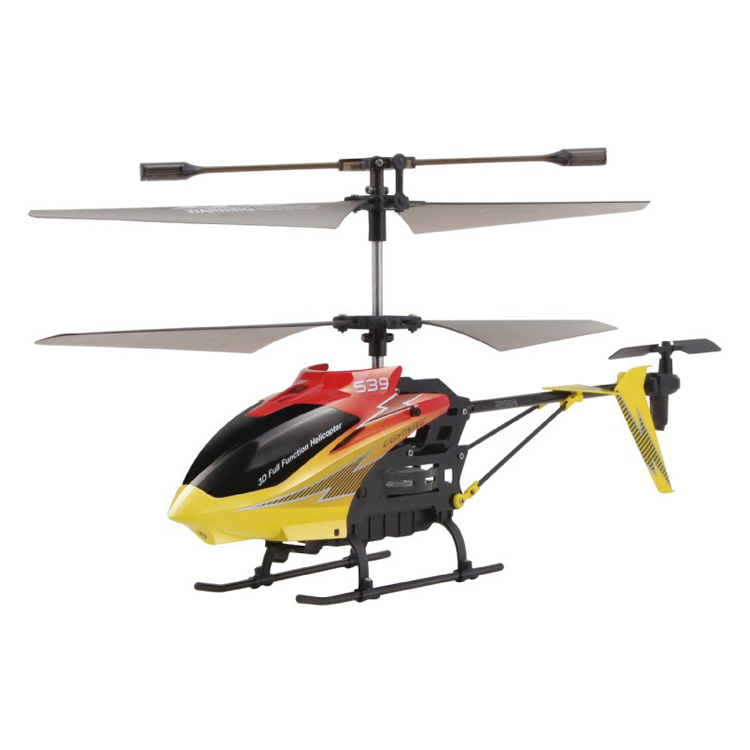 Syma Waterproof Mini Rc Helicopter Gyro