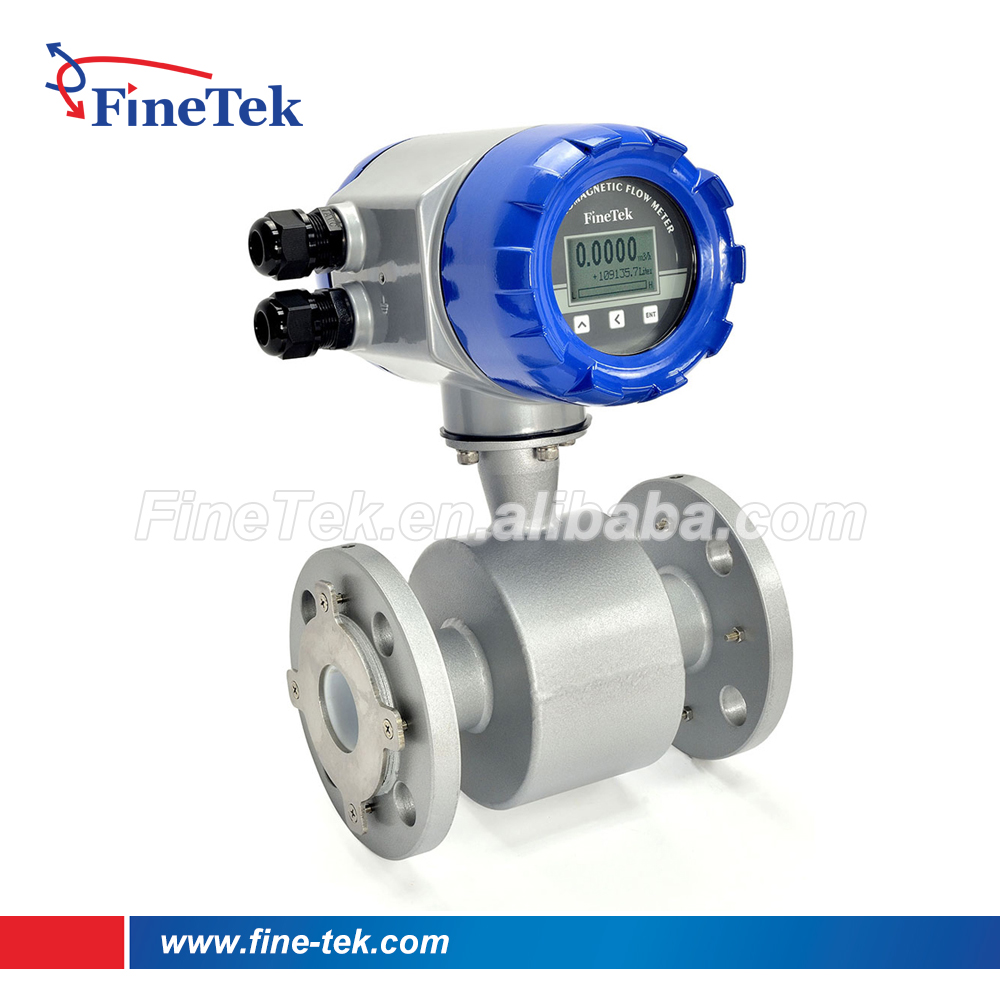OIML certification High Reliable Electromagnetic water flow meter Magnetic flowmeter