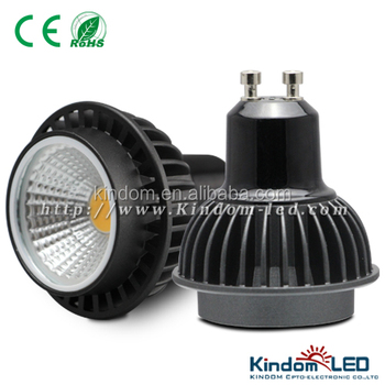 led pin spot light GU10/MR16/E27/E14 COB 5W