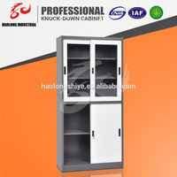 modern office furniture mirrored file cabinet