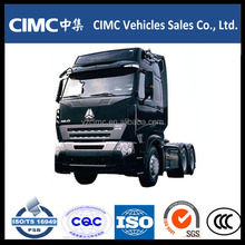 low price Chinese trucks 6*4 tractors trucks and trailers for sale