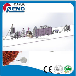 Cost price hotsale pellet making machine for dog food