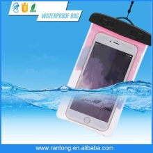 Factory direct sale strong packing waterproof cell phone case for moto x wholesale