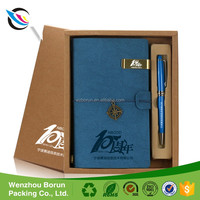 Borun Customized Size Branded Notebook Antique