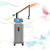 Pigmentation and Wrinkles and Scar removal laser beauty machine co2 fractional
