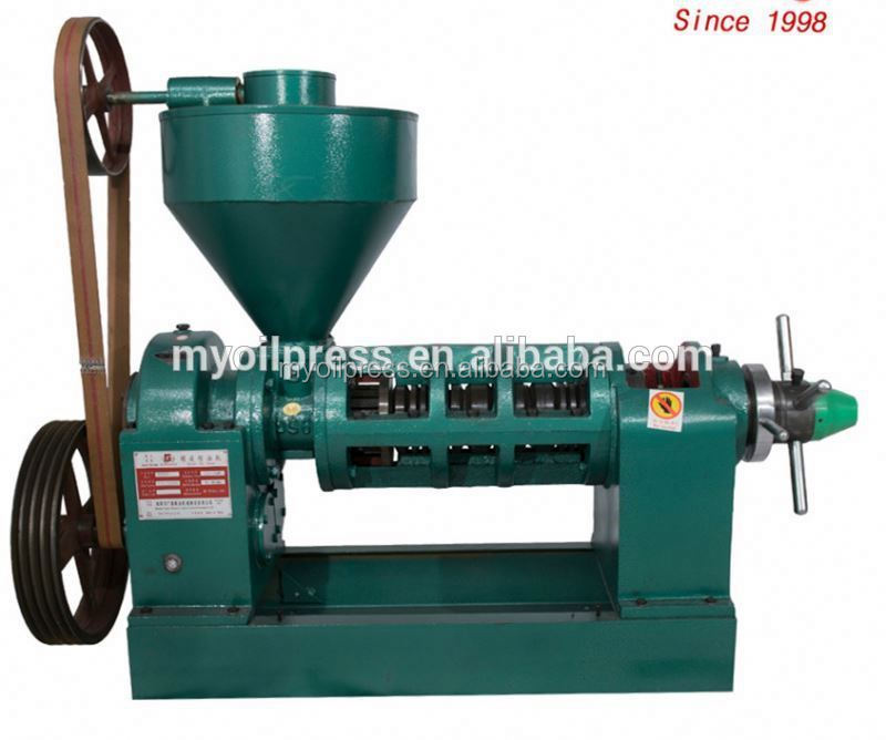 farm machinery soapstock oil cold press machine