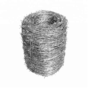 Cheap Price Wholesale Galvanized Barbed Wire With Customizable Specifications