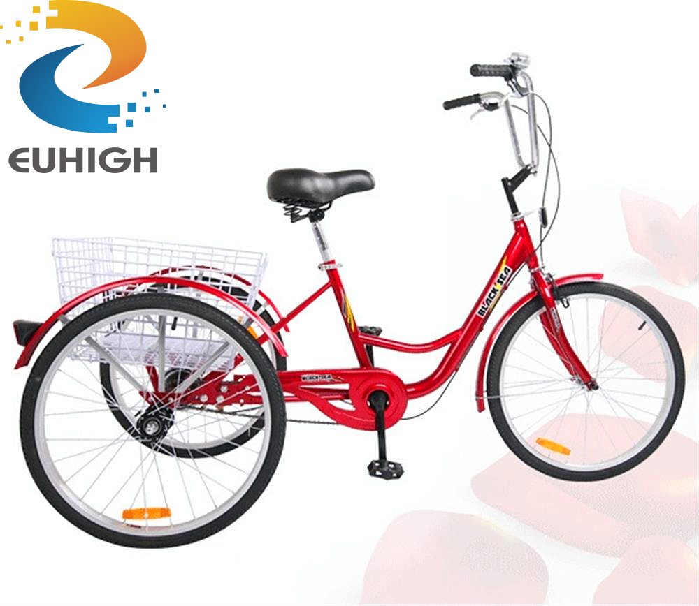 High quality rickshaw cargo tricycle for sale