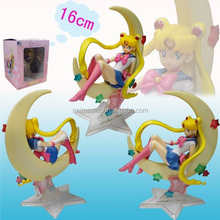Sailor Moon Sexy Nude Girls Action Figure For Collection