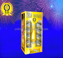 Small Artillery Reloadable Shell Fireworks