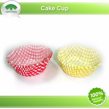 China supplier bulk take away food packaging paper cake box