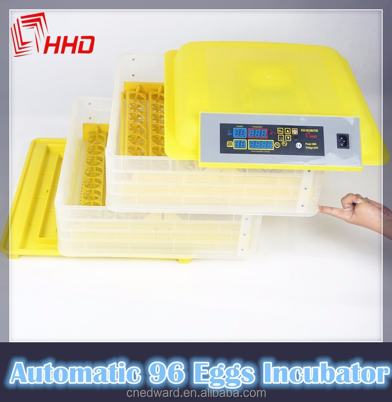 HHD Big Promotion Hot Selling Upgraded Controller Panel Digital mini chicken/quail incubator for egg