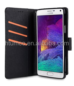 Newly design Advanced face cover,mobile phone cover,PU cover for Samsung Galaxy note 4