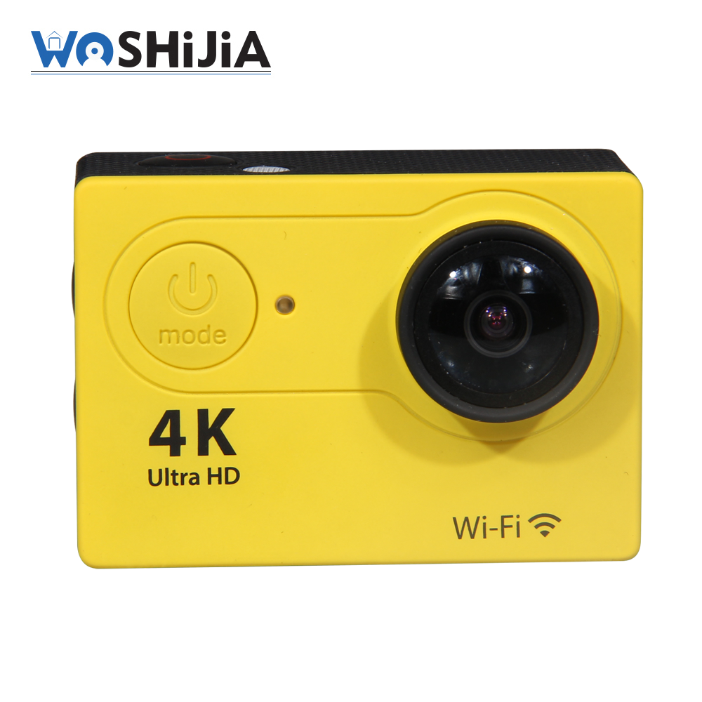 New wide angle 4K Mini Action wireless ip Camera Waterproof outdoor Wifi Sport Cam