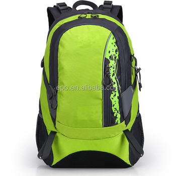 Professional outdoor camping hiking backpack travel rucksack