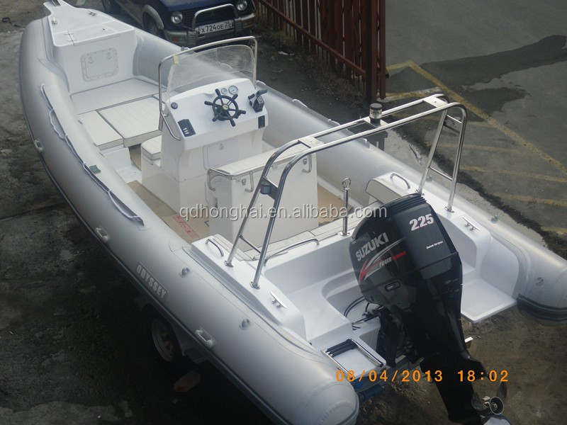 RIB700 inflatable boat with ce RIB680 pvc boat RIB680 hypalon boat
