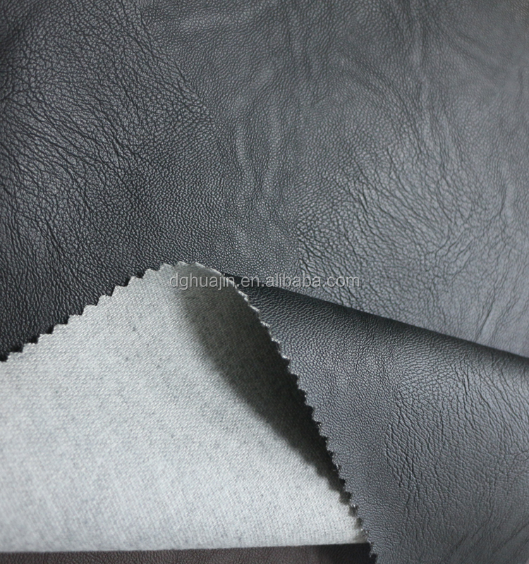 PU artificial leather for garment