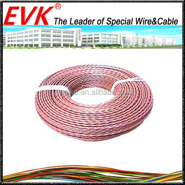 3 Cores teflon RTD wire cable