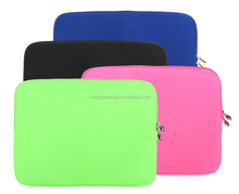 13.3-Inch Ultra-Slim Compact Neoprene Padded Sleeve Case Bag w/ Accessory Pocket for Tablet Laptop Ultrabook Notebook Chromebook