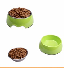 super quality pet bowl ceramic dog bowl with different color