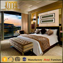 2017 Hotel King Size Bedroom Furniture Sets 5 Star Designs