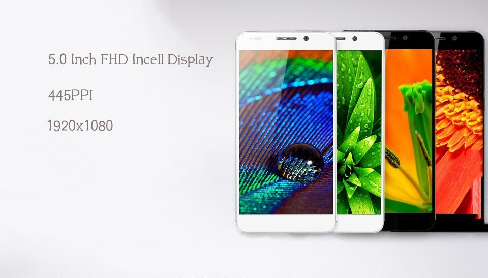 "Original Huawei Honor 6 Hisilicon Kirin 920 1.7GHz 4G FDD LTE Octa Core 3GB RAM 5.0""inch FHD 1920x1080P 13MP Android 4.4 Phone"