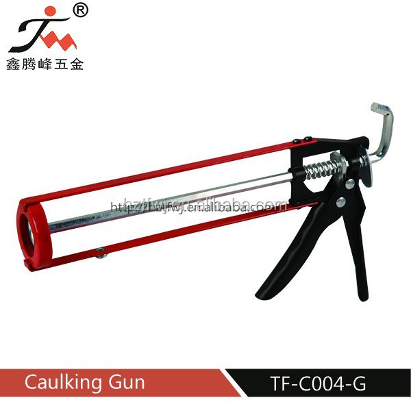 fluid skeleton caulking gun/iron for construction turkey