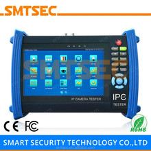 "Digital Multimeter CCTV Tester Pro 7"" touch screen Built-in WIFI CCTV Test Monitor CCTV Analog and IP camera Tester (IPC-6800M1)"