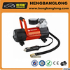 new design high quality 12v air compressor car tyre inflator /portable car tire inflator pump