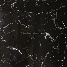 Hot sale black threshold stone natural glazed porcelain floor tile