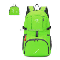 35L Waterproof Leisure Sports Outdoor Travel Climbing Foldable Backpacks