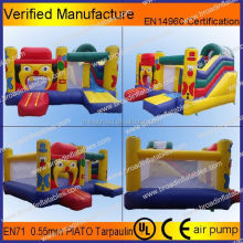 New design inflatable bouncer combos